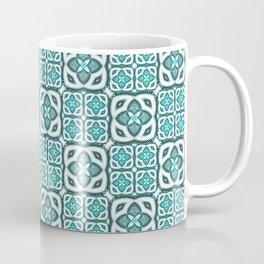 Moroccan Tile Geometric Mandala Coffee Mug