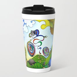 Bicycle - Wine Country Rouleur Travel Mug