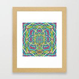 PATTERN-423 Framed Art Print