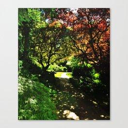 Temptation of a Lamia Canvas Print