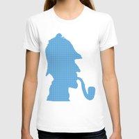 sherlock holmes T-shirts featuring Sherlock Holmes by ialbert