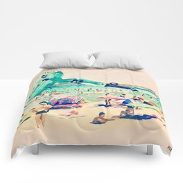 The Catcher in the Sea Comforters