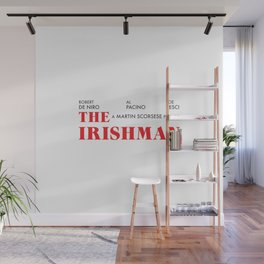 The Irishman Wall Mural