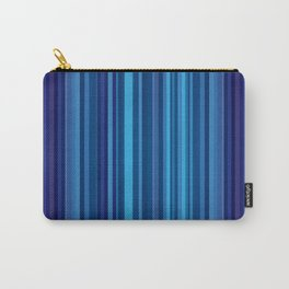 BLUE LINES Carry-All Pouch