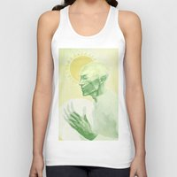 dragon age Tank Tops featuring Dragon Age: Solas by Couple Of Kooks
