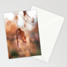 Late Autumn Light II Stationery Cards