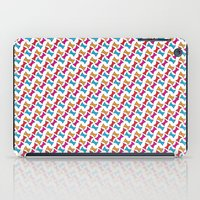 bows iPad Cases featuring Bows by Amy Lou