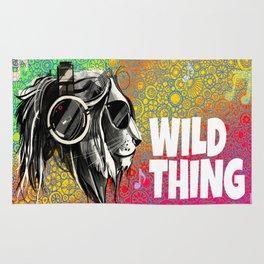Mr Wild Thing ~ DJ King Rug