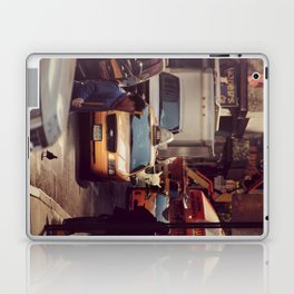 A LAMA IN NEW YORK ***  NEVER STOP EXPLORING VIII Laptop & iPad Skin