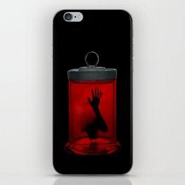 Untouchable iPhone Skin
