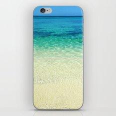 Caribbean Color iPhone & iPod Skin