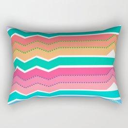 Chev Dot Vibe Rectangular Pillow