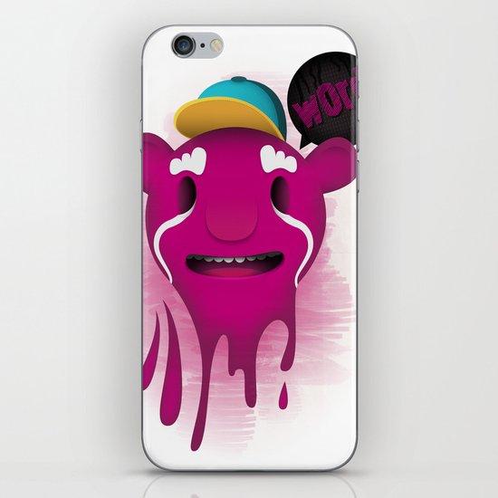 Word Up iPhone & iPod Skin