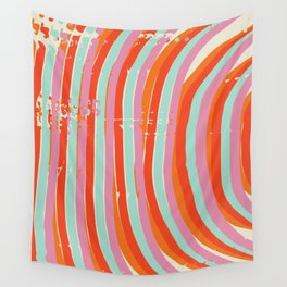 Summertime Happiness Wall Tapestry