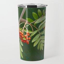 Rowan tree Travel Mug