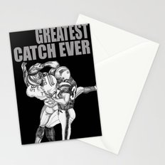 GREATEST CATCH EVER Stationery Cards