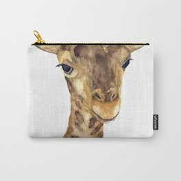 Giraffe#2 Carry-All Pouch