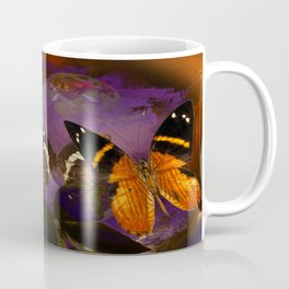 Butterfly flee Coffee Mug
