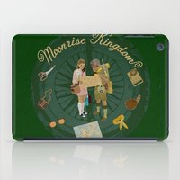 moonrise kingdom iPad Cases featuring Moonrise Kingdom by KelseyMicaela