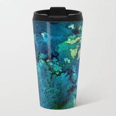 SeaFoam I Metal Travel Mug