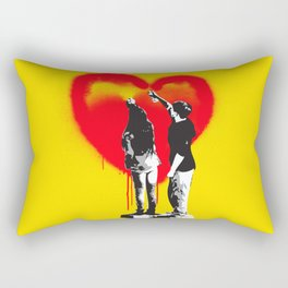 TRUE LOVE Rectangular Pillow