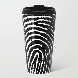 Fingerprint Travel Mug