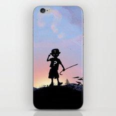 Riddler Kid iPhone & iPod Skin