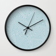 Ab Geo Salt Water Wall Clock
