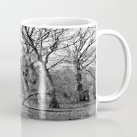 spanish Mugs featuring Spanish Moss by Eric Vogt
