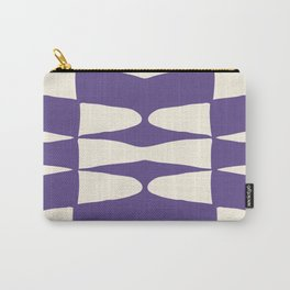 Zaha Ultra Violet Carry-All Pouch