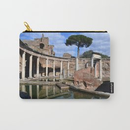 Villa Adriana Carry-All Pouch