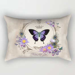 Shine like the universe is yours Rectangular Pillow