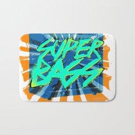 SUPERBASS Bath Mat