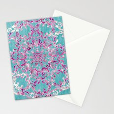Reinventing A Taste of Lilac Wine Stationery Cards