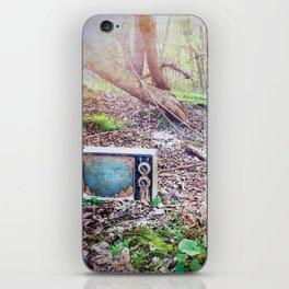 unplug iPhone Skin