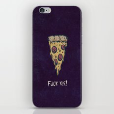 FUCK YES! iPhone & iPod Skin