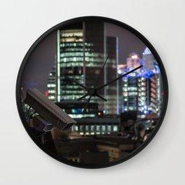 CCTV Wall Clock