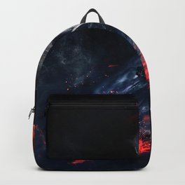 Amazing Ghastly Mysterious Underworld Dragon Beast Ultra HD Backpack
