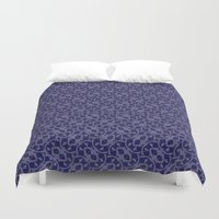 geo Duvet Covers featuring GEO by Audule