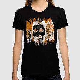 AFRICAN MASKS II T-shirt