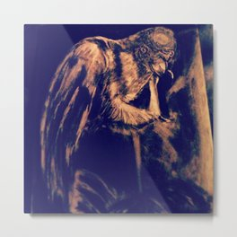 The Night Watcher  Metal Print