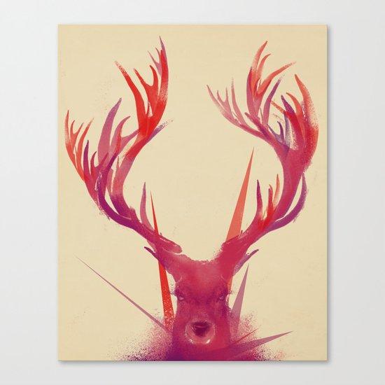 Points Canvas Print
