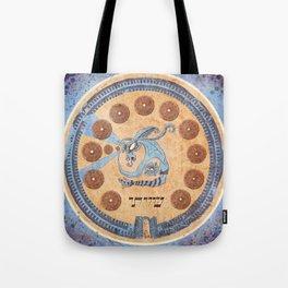 Mystical Shield Tote Bag