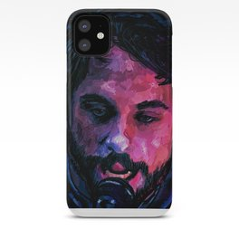 Charlie Kelly: Go F*** Yourself (original artwork) iPhone Case