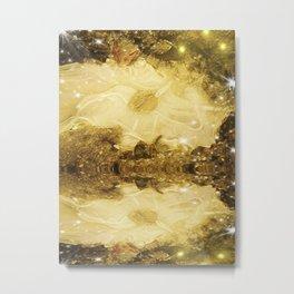 Ice Meltdown. Metal Print