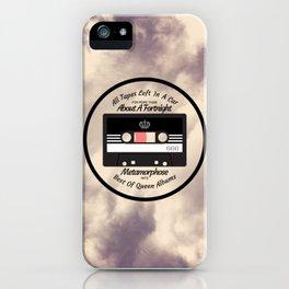 Best of Queen - Good Omens Fanart iPhone Case