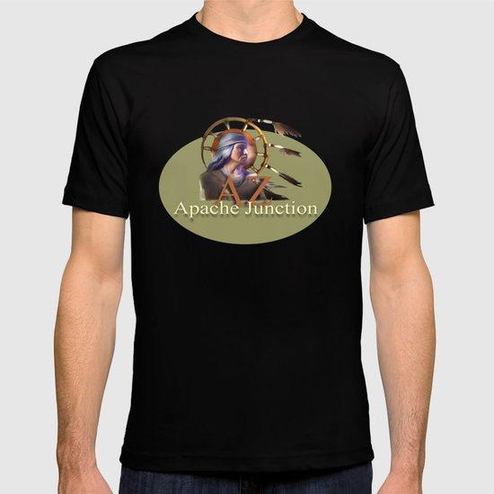 Apache Junction AZ / indian, native american, southwest, arizona T-shirt