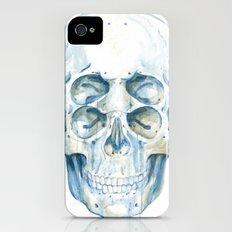 the 4i skull iPhone (4, 4s) Slim Case
