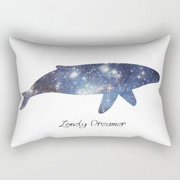 Lonely Dreamer 2 Rectangular Pillow