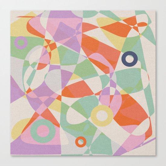 POP 1 Canvas Print